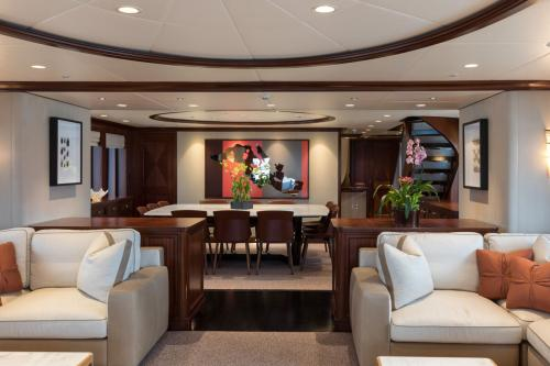SAFIRA - Luxury Motor Yacht For Sale - Interior Design - Img 3 | C&N
