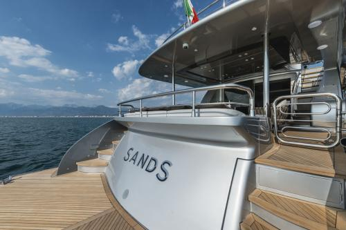 SANDS - Luxury Motor Yacht For Charter - Exterior Design - Img 1 | C&N