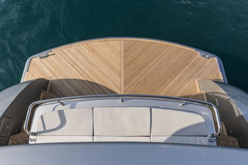 SANDS - Luxury Motor Yacht For Charter - Exterior Design - Img 2 | C&N