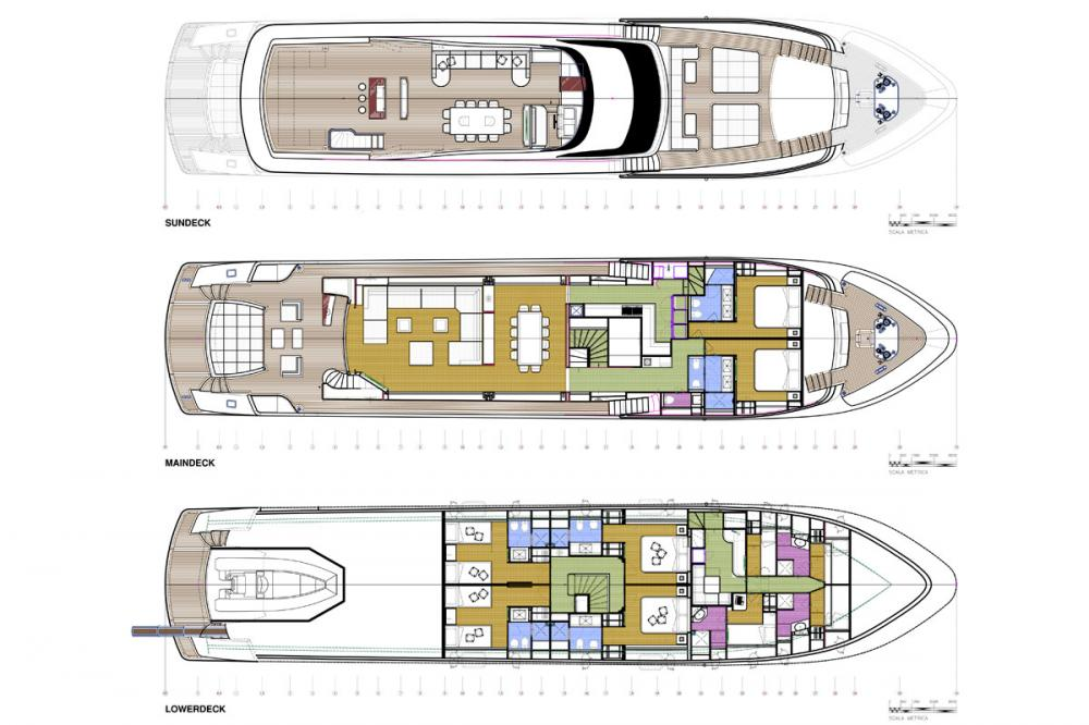 SANDS - Luxury Motor Yacht For Charter -  - Img 1 | C&N