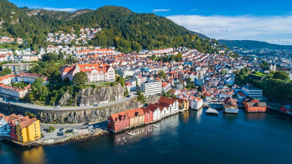 Bergen to Bergen - Luxury Charter Itinerary | C&N