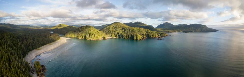 Pacific Northwest - Luxury Charter Itinerary | C&N