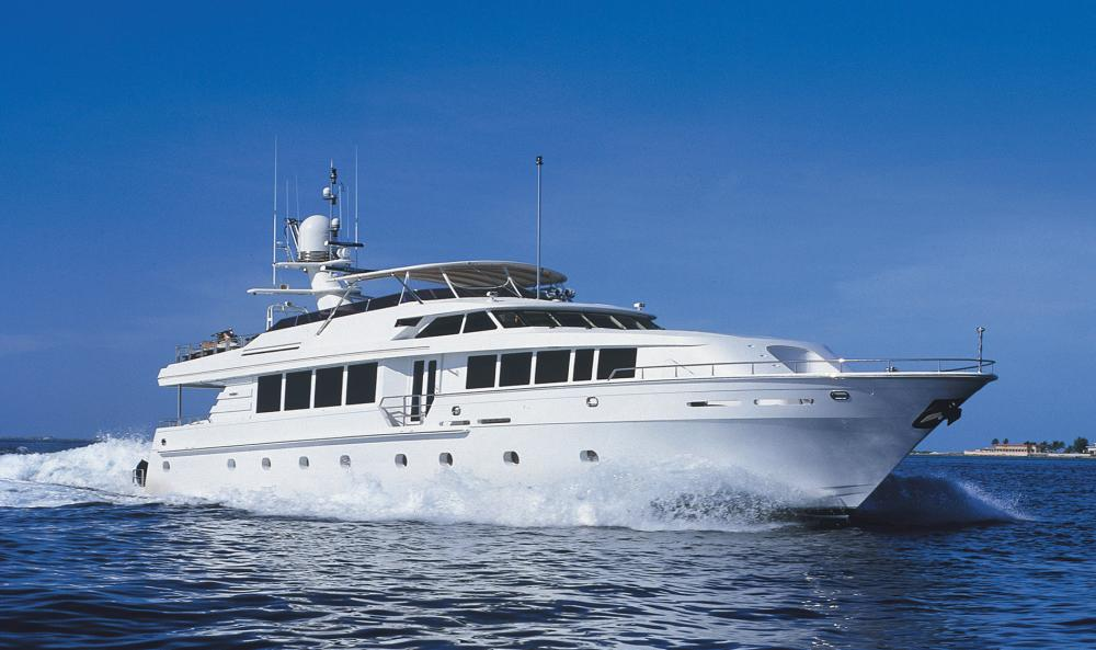 SAVANNAH - Luxury Motor Yacht for Charter | C&N