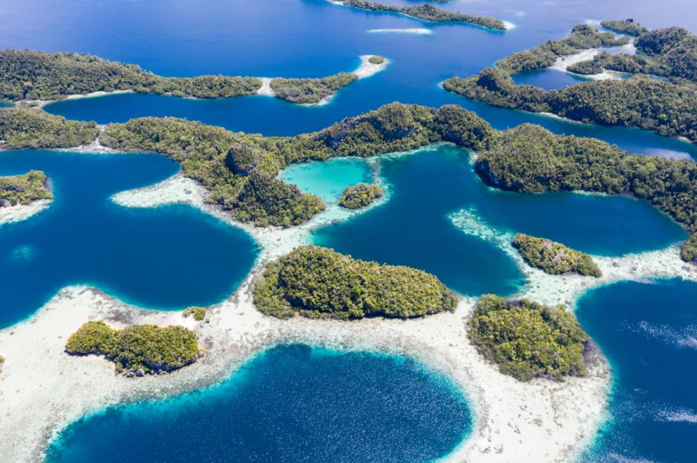 Raja Ampat - WAGMAP AND FARONDI - Luxury Charter Itinerary | C&N