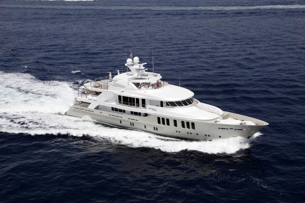 ORIENT STAR - Luxury Motor Yacht for Charter | C&N