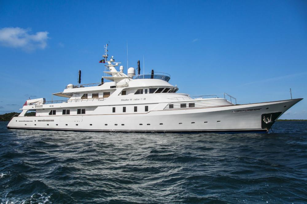 SHAKE N' BAKE TBD - Luxury Motor Yacht for Charter | C&N