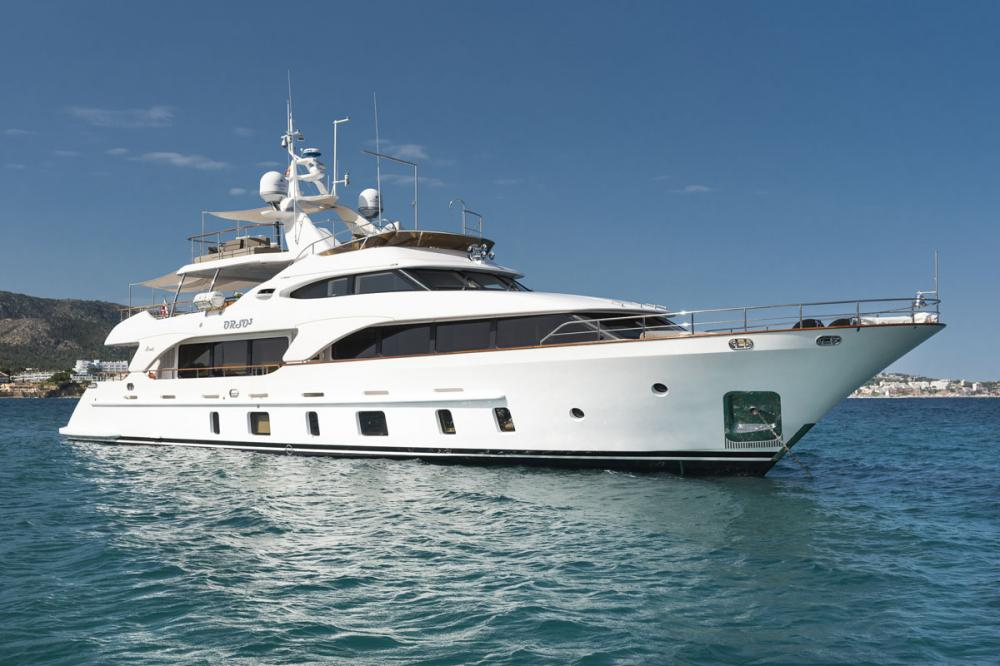 ORSO 3 - Luxury Motor Yacht for Charter | C&N