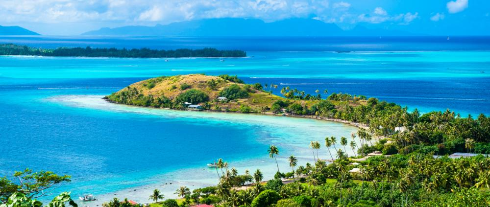 South Pacific - HUAHINE TO TAHITI - Luxury Charter Itinerary | C&N