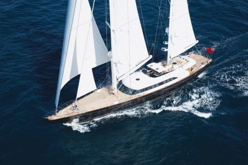 PANTHALASSA - Luxury Sailing Yacht For Charter - Exterior Design - Img 1 | C&N