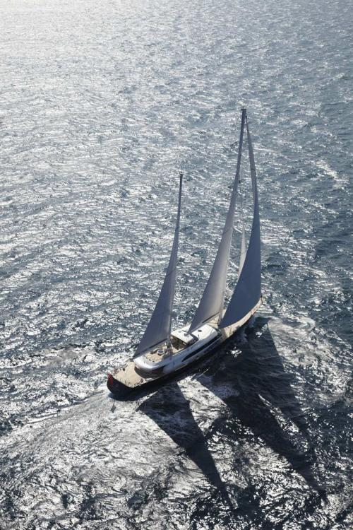 PANTHALASSA - Luxury Sailing Yacht For Charter - Exterior Design - Img 2 | C&N