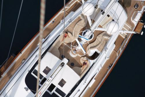 PANTHALASSA - Luxury Sailing Yacht For Charter - Exterior Design - Img 3 | C&N