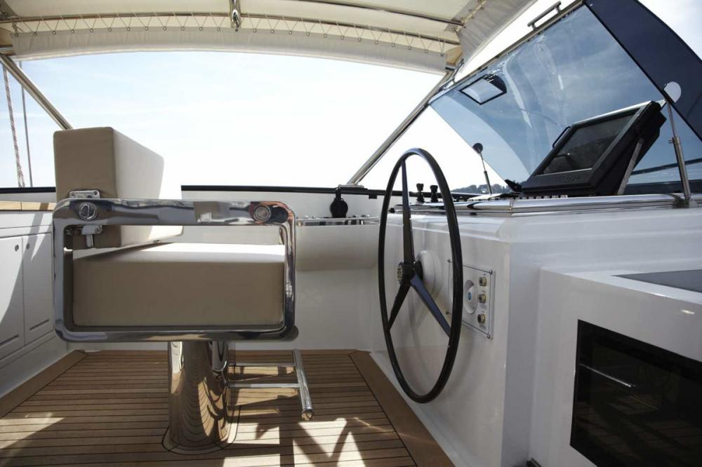 PANTHALASSA - Luxury Sailing Yacht For Charter - BRIDGE - Img 2 | C&N