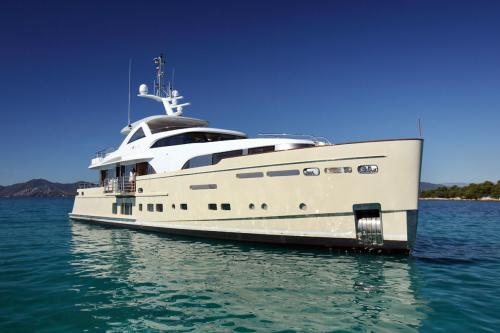 SOLIS - Luxury Motor Yacht For Charter - Exterior Design - Img 3 | C&N