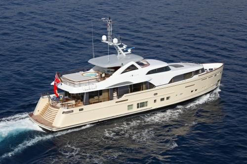 SOLIS - Luxury Motor Yacht For Charter - Exterior Design - Img 1 | C&N