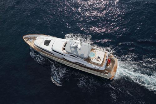 SOLIS - Luxury Motor Yacht For Charter - Exterior Design - Img 2 | C&N