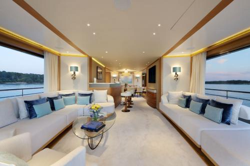 SOLIS - Luxury Motor Yacht For Charter - Interior Design - Img 1 | C&N