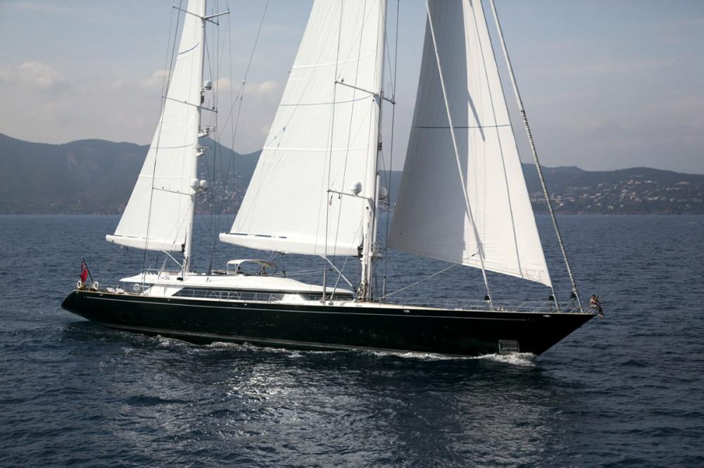 PARSIFAL III - Luxury Sailing Yacht for Charter | C&N