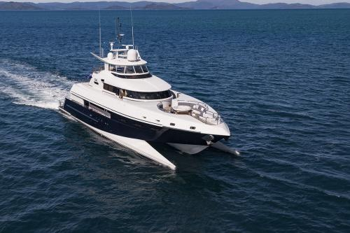 SPIRIT - Luxury Motor Yacht for Charter | C&N