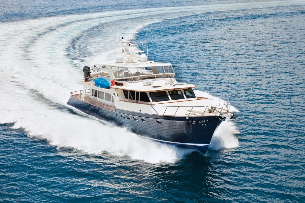 PATAGON - Luxury Motor Yacht for Sale | C&N