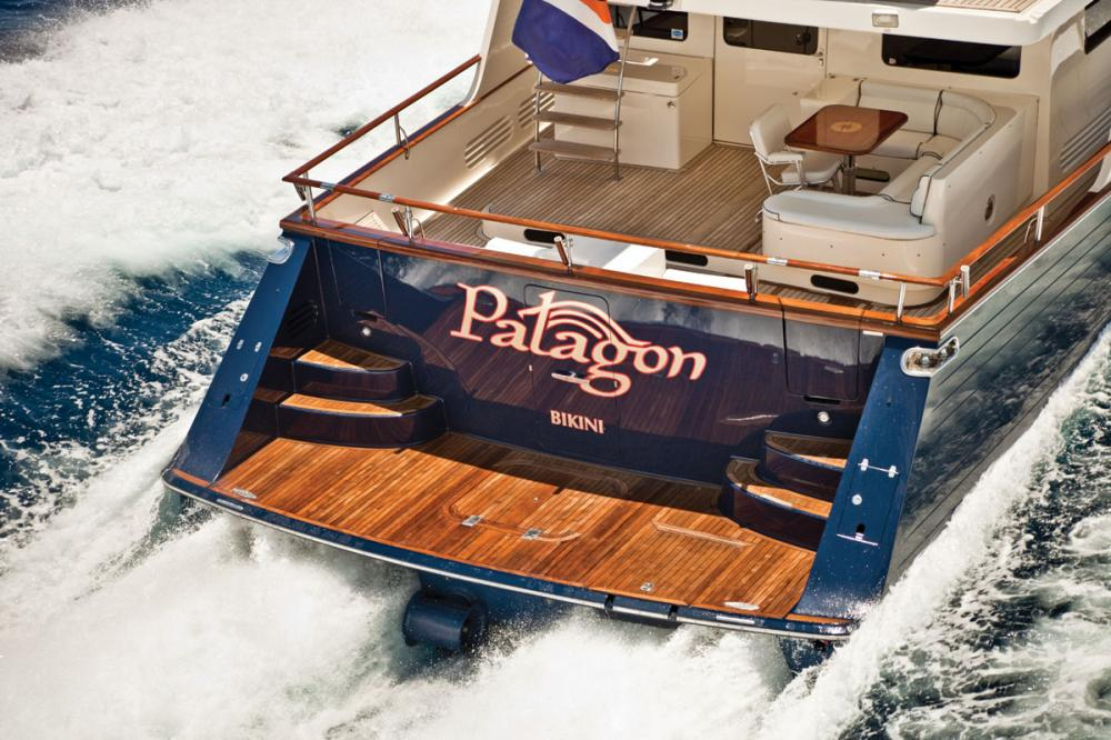 Camper & Nicholsons  announce the sale of 23.83m Patagon - Industry - Img 2 | C&N