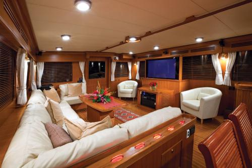 PATAGON - Luxury Motor Yacht For Sale - Interior Design - Img 1 | C&N