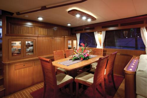 PATAGON - Luxury Motor Yacht For Sale - Interior Design - Img 5 | C&N
