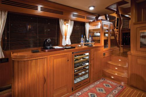 PATAGON - Luxury Motor Yacht For Sale - Interior Design - Img 4 | C&N