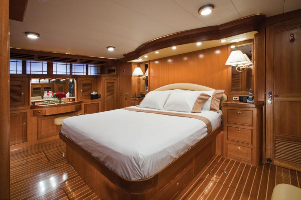 PATAGON - Luxury Motor Yacht For Sale - 1 MASTER CABIN - Img 1 | C&N