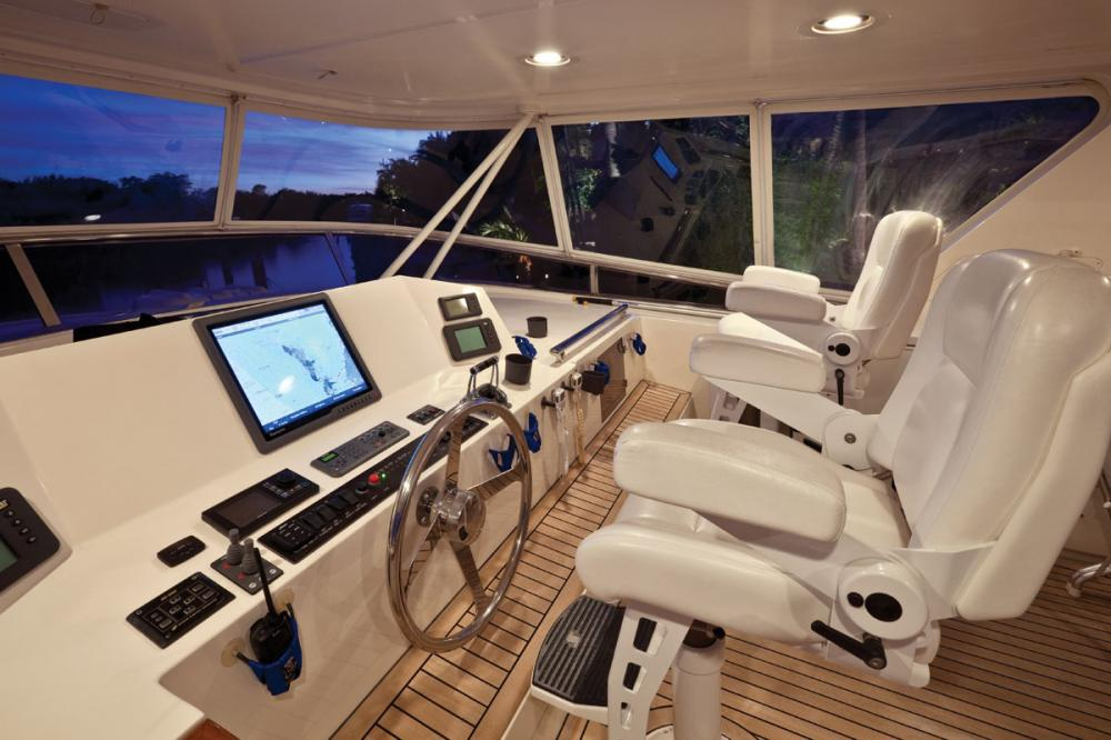 PATAGON - Luxury Motor Yacht For Sale - BRIDGE - Img 1 | C&N