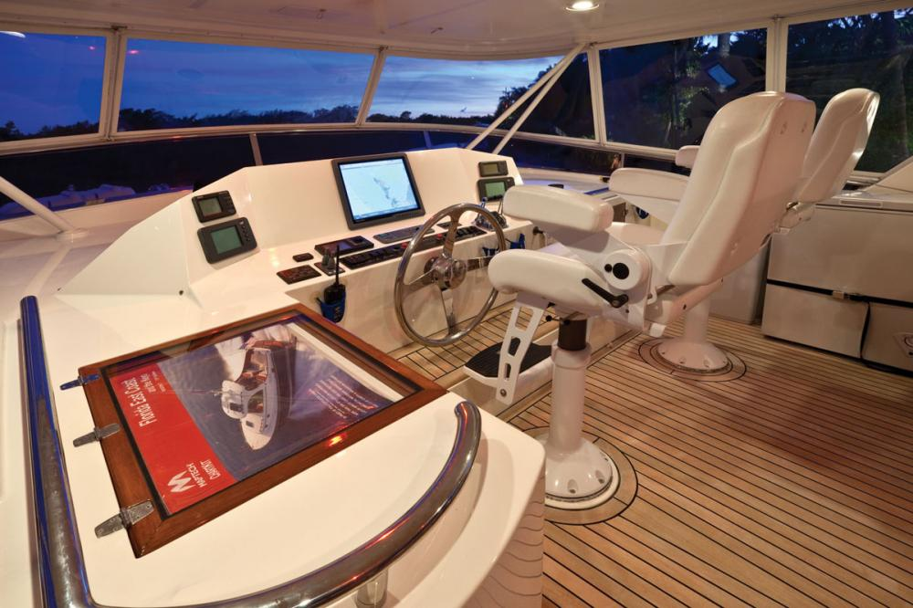 PATAGON - Luxury Motor Yacht For Sale - BRIDGE - Img 2 | C&N