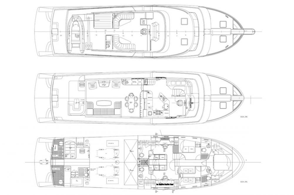 PATAGON - Luxury Motor Yacht For Sale -  - Img 1 | C&N
