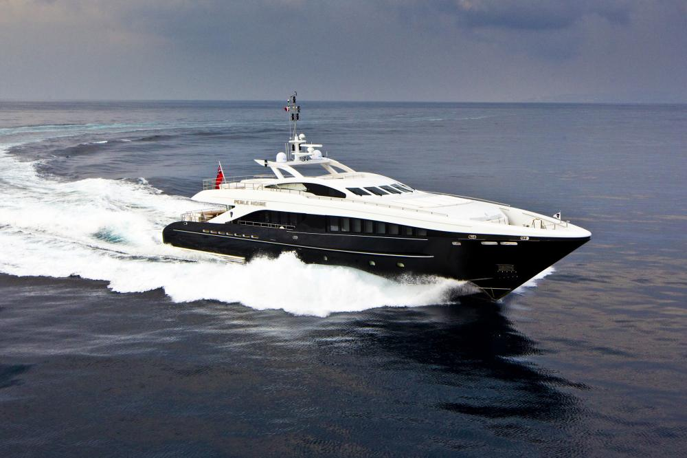 PERLE NOIRE - Luxury Motor Yacht for Sale | C&N