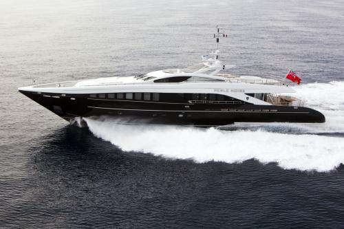 PERLE NOIRE - Luxury Motor Yacht For Sale - Exterior Design - Img 1 | C&N