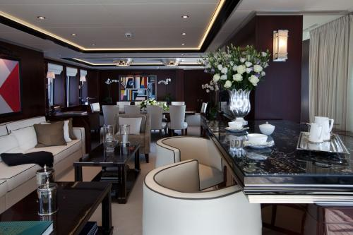 PERLE NOIRE - Luxury Motor Yacht For Sale - Interior Design - Img 1 | C&N