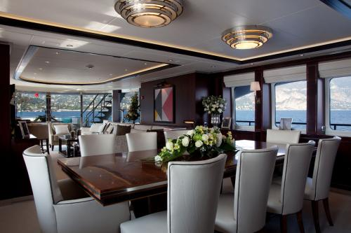 PERLE NOIRE - Luxury Motor Yacht For Sale - Interior Design - Img 3 | C&N