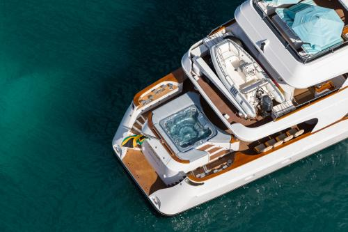 TOUCH - Luxury Motor Yacht For Charter - Exterior Design - Img 1 | C&N