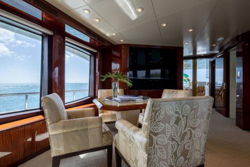 TOUCH - Luxury Motor Yacht For Charter - Interior Design - Img 2 | C&N