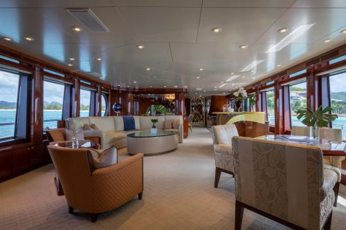 TOUCH - Luxury Motor Yacht For Charter - Interior Design - Img 1 | C&N
