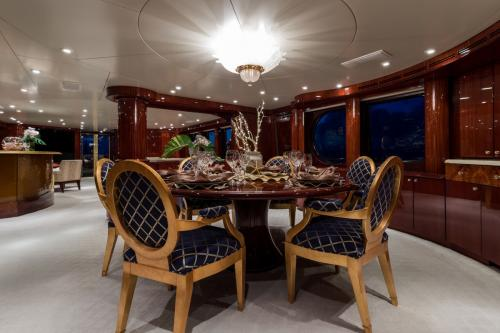 TOUCH - Luxury Motor Yacht For Charter - Interior Design - Img 3 | C&N