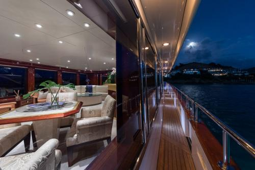 TOUCH - Luxury Motor Yacht For Charter - Interior Design - Img 5 | C&N