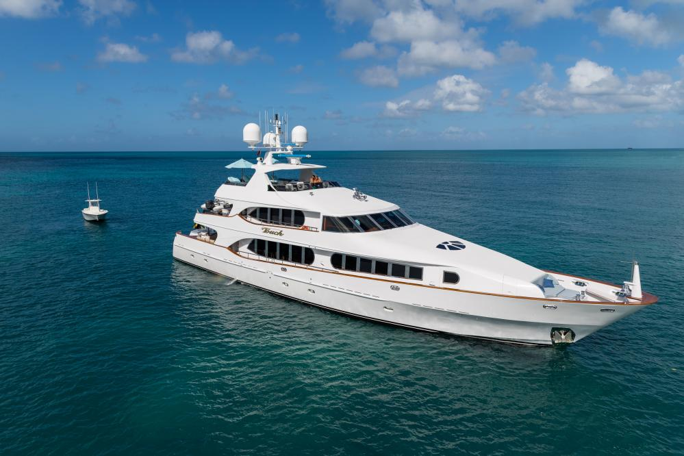 TOUCH - Luxury Motor Yacht for Charter | C&N