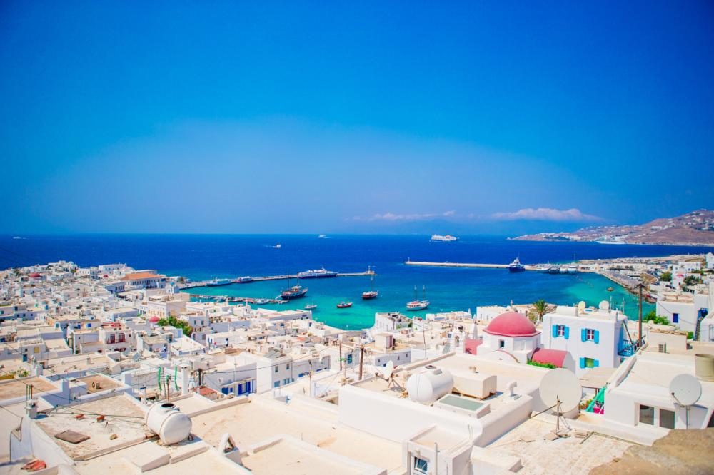 The Cyclades, Greece - SYROS TO MYKONOS - Luxury Charter Itinerary | C&N