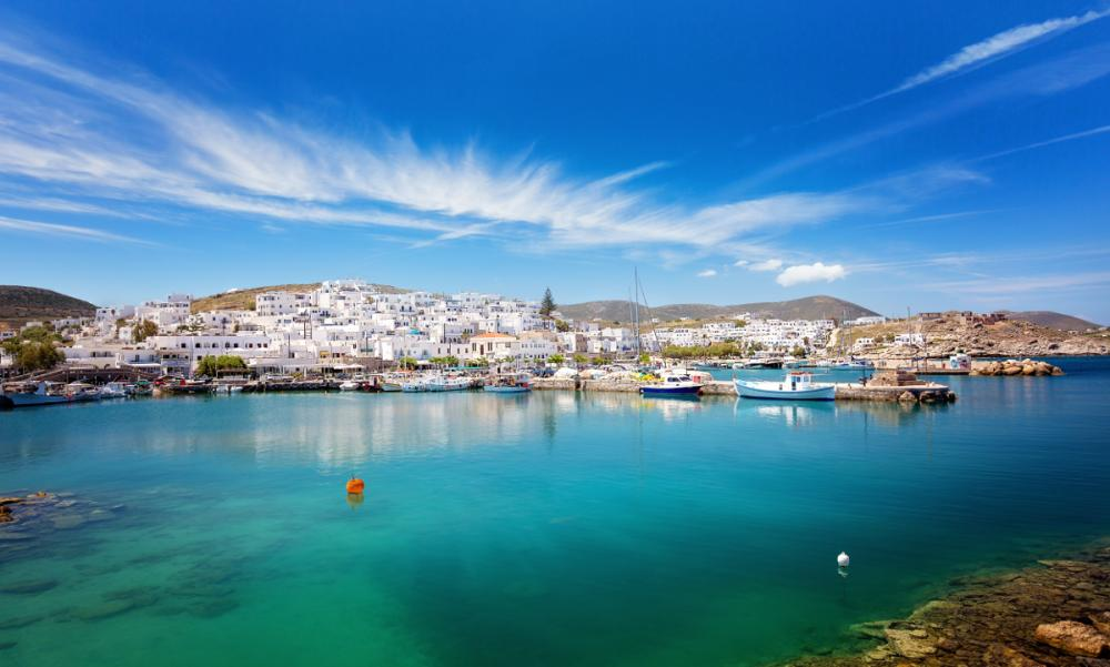 The Cyclades, Greece - MYKONOS TO PAROS - Luxury Charter Itinerary | C&N