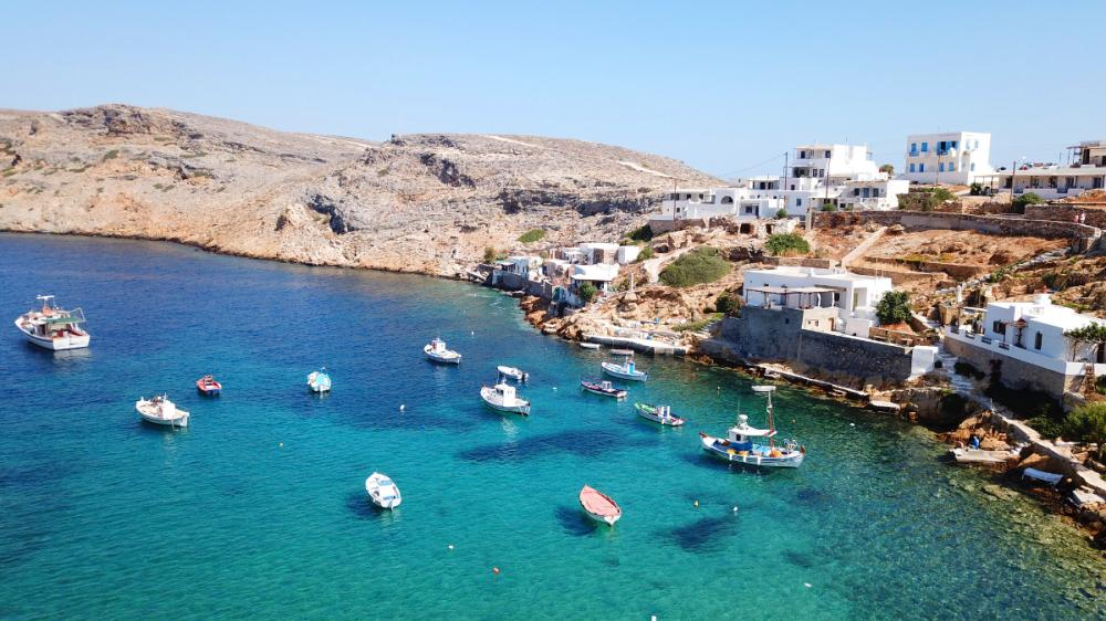 The Cyclades - SIFNOS - Luxury Charter Itinerary | C&N