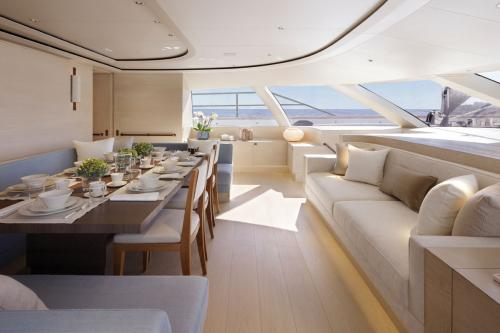 TWIZZLE - Luxury Sailing Yacht For Charter - Interior Design - Img 4 | C&N