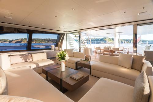 TWIZZLE - Luxury Sailing Yacht For Charter - Interior Design - Img 2 | C&N