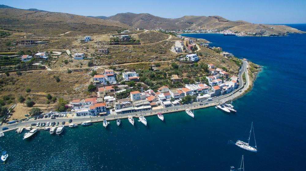 The Cyclades, Greece - ATHENS TO KEA - Luxury Charter Itinerary | C&N