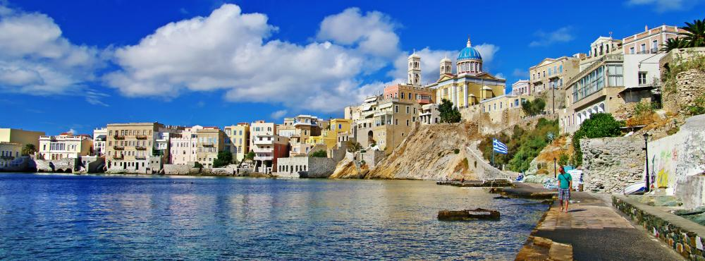 The Cyclades, Greece - Luxury Charter Itinerary | C&N