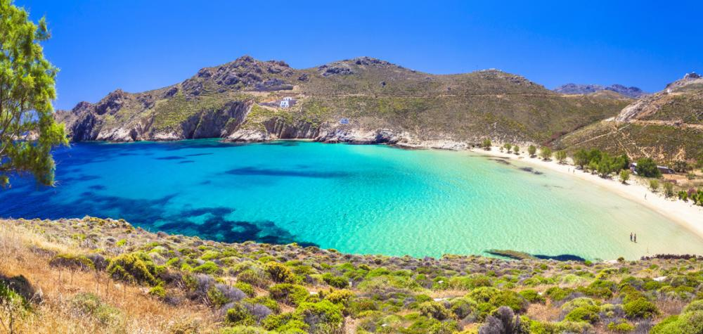 The Cyclades, Greece - SIKINOS TO SEFIROS - Luxury Charter Itinerary | C&N