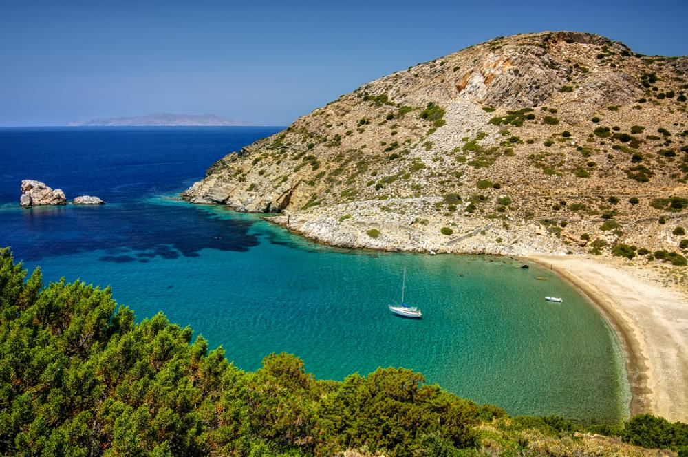 The Cyclades, Greece - KEA TO SYROS - Luxury Charter Itinerary | C&N